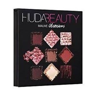 NIB HUDA Beauty Mauve Obsession palette